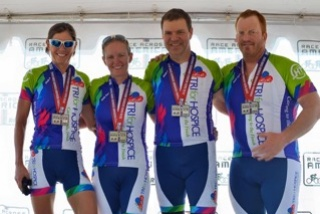Team Tri for Hospice RAAM